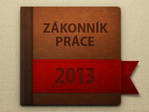 Zákonník práce 2013